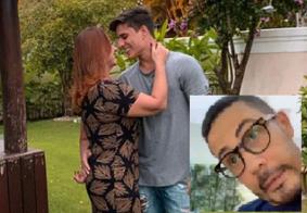 Mãe de Neymar assume namoro com jogador pernambucano ex-affair de Carlinhos Maia, segundo colunista
