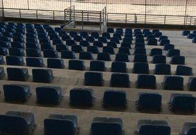 Estádio Amigão, em Campina Grande