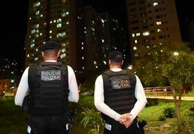 Foragidos por tráfico e roubo são capturados pela PM em João Pessoa