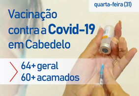 Vacina contra a Covid-19 em Cabedelo
