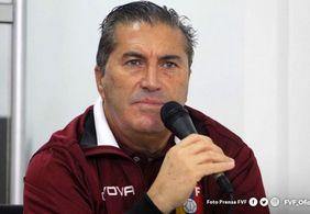 Técnico da Venezuela diz que medidas necessárias foram tomadas aos atletas com Covid-19