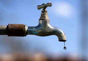 Nove locais de João Pessoa ficam sem água nesta quinta (8); veja lista
