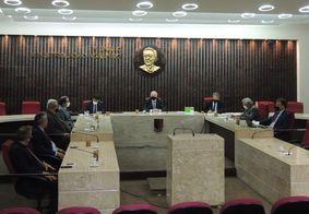 Fernando Catão é eleito presidente do Tribunal de Contas da Paraíba