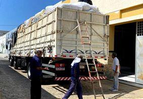Operação apreende veículos com R$ 1 milhão em cargas irregulares na PB