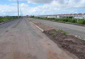 Comitiva inspeciona obras da perimetral sul em João Pessoa