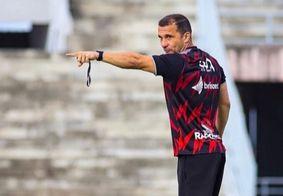 Ranielle Ribeiro, técnico do Campinense