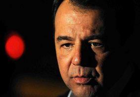 Cabral volta a citar propina a Pezão, que nega e diz que prisão foi violência