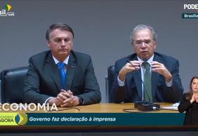 Bolsonaro diz que confia em Guedes e não fará 'aventura' na economia