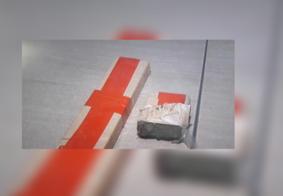 PM prende dupla que jogou tabletes de maconha em abordagem no Centro de JP