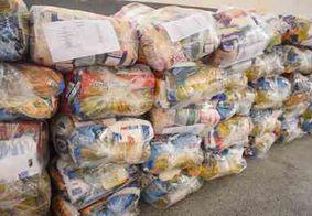 Mais de 250 mil cestas básicas foram distribuídas para alunos da Paraíba