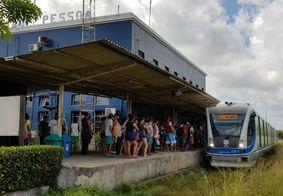 Passagem de trem na Grande João Pessoa fica mais cara a partir desta segunda (6)