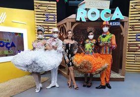 O melhor programa da televisão paraibana, apresentado por Fernanda Albuquerque, reuniu grandes artistas