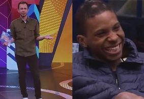 BBB21: Tiago Leifert consola Lucas e Boninho comenta: ''Bom ver um sorriso''