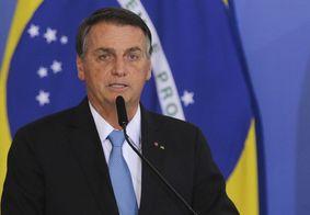 """""""Se alguém quiser trocar, troco agora"""", diz Bolsonaro sobre presidência"""