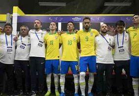 Brasil enfrenta Argentina em busca da vaga para Olimpíada de Tóquio