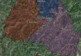 Ceará registra uma série de mais de 100 tremores de terra
