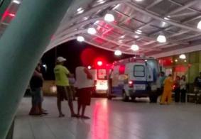 Colisão frontal deixa motociclista morto e mulher ferida na PB