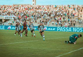 Veja os gols da partida entre Botafogo-PB e Náutico pela Copa do Nordeste
