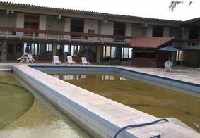 Funcionários do Hotel Tambaú denunciam péssimas condições de trabalho e conservação do local