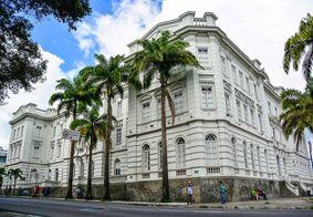 Paço Municipal de João Pessoa, no Centro