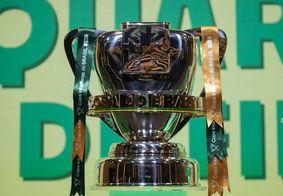 CBF define os horários dos jogos de volta da Copa do Brasil