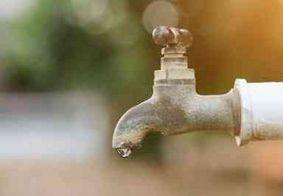 Falta água em três bairros de João Pessoa neste domingo (30)
