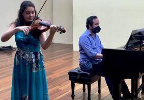 Estudante paraibana é premiada em concurso internacional de música; veja