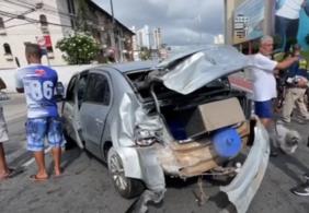 Justiça derruba sigilo do processo no caso do motoboy atropelado e morto