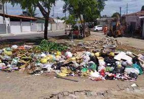 Emlur promete mutirão para reduzir danos com deficit em coleta de lixo na capital