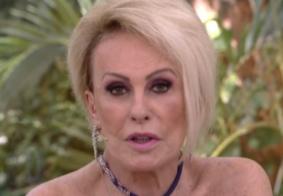 Ana Maria Braga revela ter quebrado o braço para fugir de assédio de diretor de tv