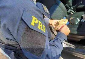 Homem não obedece ordem de parada e é preso suspeito de tráfico de drogas em João Pessoa