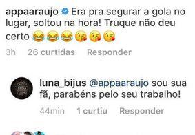 Apresentadora da Globo apresenta jornal com fita adesiva na roupa