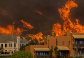 Will Smith e outros famosos abandonam casas por conta de incêndio florestal