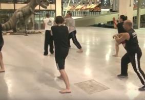Vídeo: Boxe chinês atrai vários atletas para a modalidade