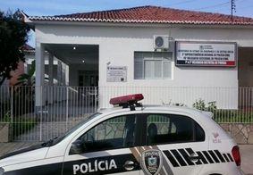 Delegacia de Pombal, na Paraíba.