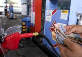 Em maio, Paraíba registrou menor preço médio da gasolina entre estados Nordeste