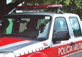 Polícia apreende revólver durante blitz, na Paraíba