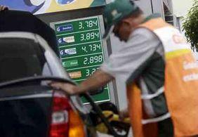 Gasolina e diesel têm aumento de preços mais uma vez, divulga Petrobras