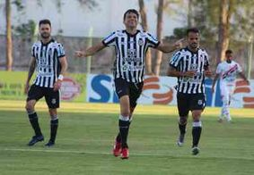 Neto Baiano marca na estreia, Treze vence o Ferroviário e se afasta do Z-2 na Série C