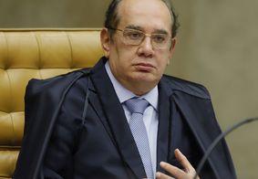 Gilmar Mendes, ministro do Supremo Tribunal Federal (STF).