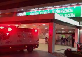 Homem fica ferido após ser atingido com tiros na cabeça em João Pessoa, diz polícia