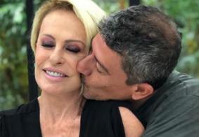 """""""Perdi meu parceiro de todo dia"""", diz Ana Maria Braga sobre morte de Tom Veiga, intérprete do Louro José"""
