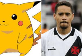 Pikachu: jogador do Vasco vira meme ao parar nos trends do Twitter