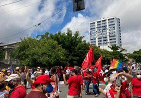 João Pessoa terá atos contra Bolsonaro neste sábado (2)