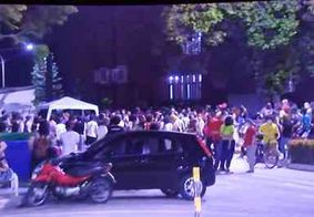 Após Justiça determinar saída de estudantes, mais manifestantes ocupam reitoria da UFPB