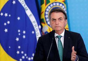 """""""Não é aposentadoria"""", diz Bolsonaro ao negar volta de auxilio emergencial"""