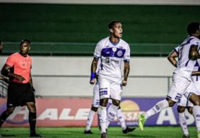 Com gol aos 50' do 2º tempo Confiança empata com o CSA
