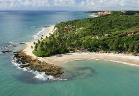 Praia de Coqueirinho, no Conde