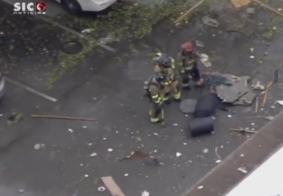 Explosão de gás em shopping deixa feridos na Flórida