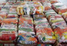 Confira os horários de entrega das cestas básicas para alunos da rede estadual da PB